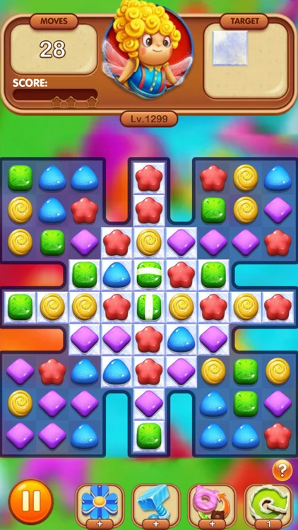 Candy Charming-Match 3 Game