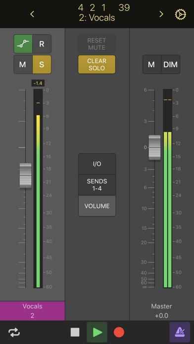Logic Remote Screenshot