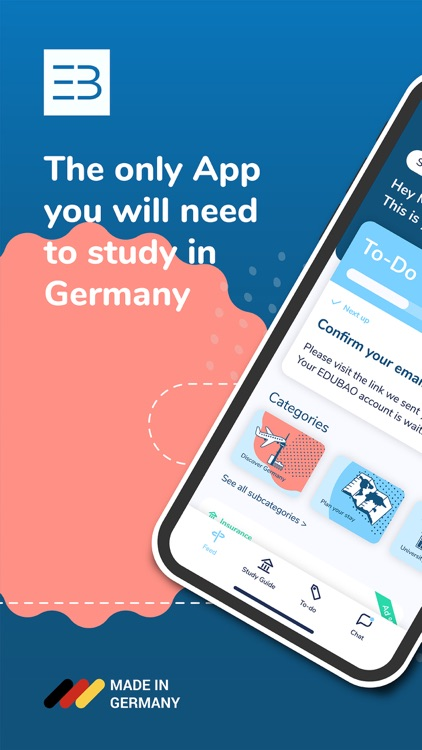 EDUBAO   Study in Germany