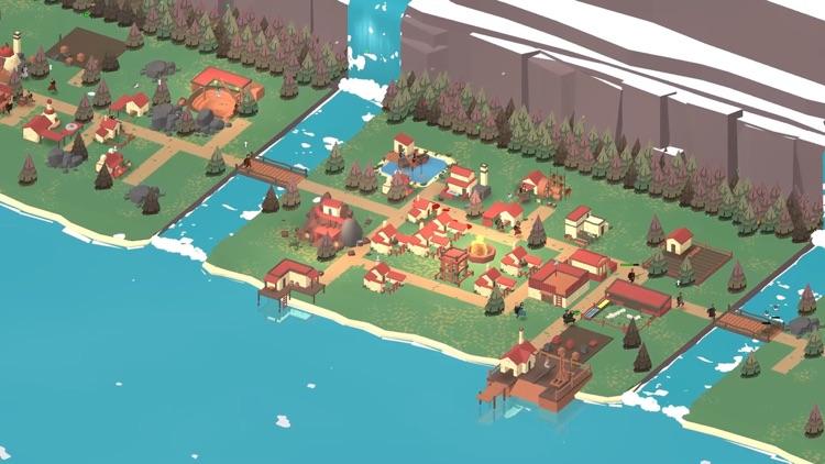 The Bonfire 2 Uncharted Shores screenshot-0