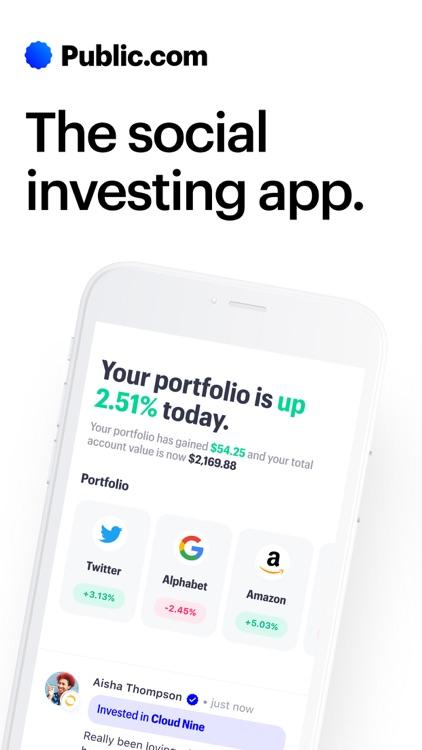 Public - Invest in Stocks