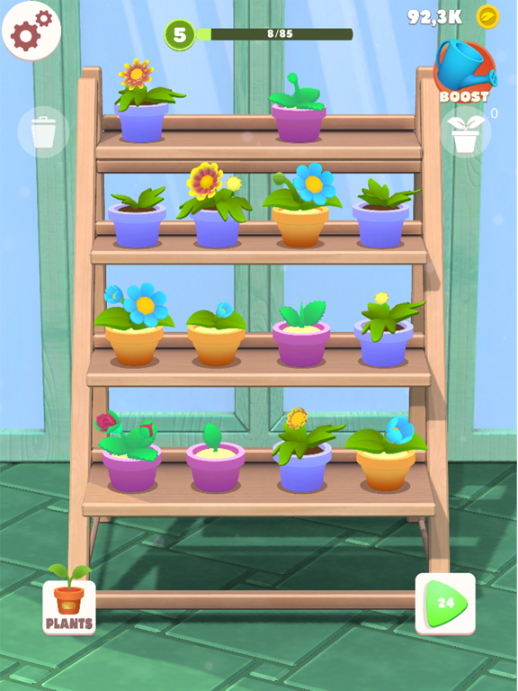 Flower King: Collect and Grow screenshot 8