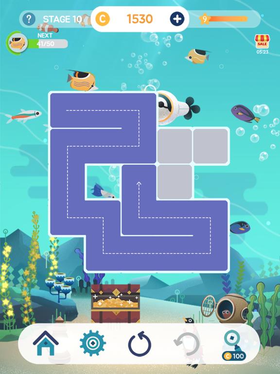 Puzzle Aquariumのおすすめ画像4