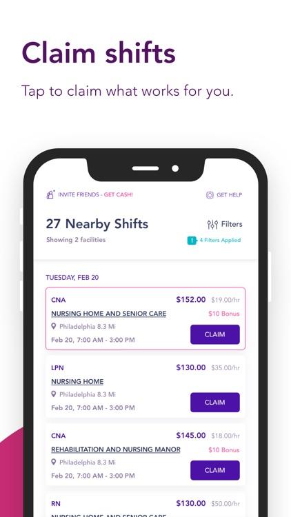ShiftMed - Nursing Jobs screenshot-3