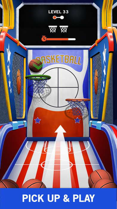 Basketball Roll screenshot 4
