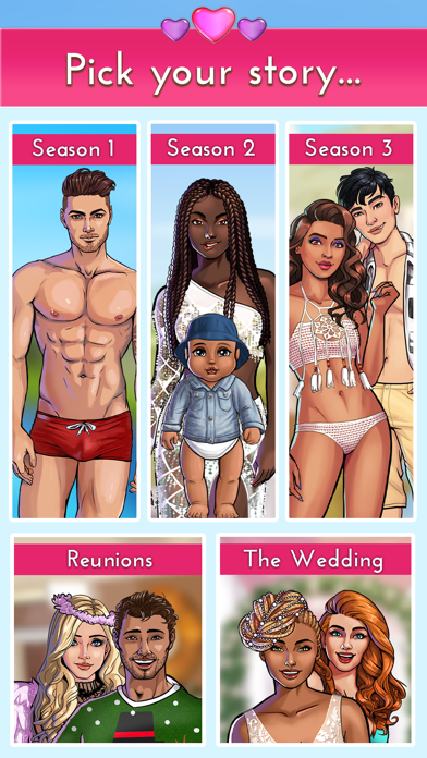 Love Island The Romance Game free Gems hack