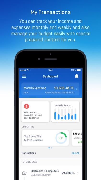 İşCep - Mobile Banking