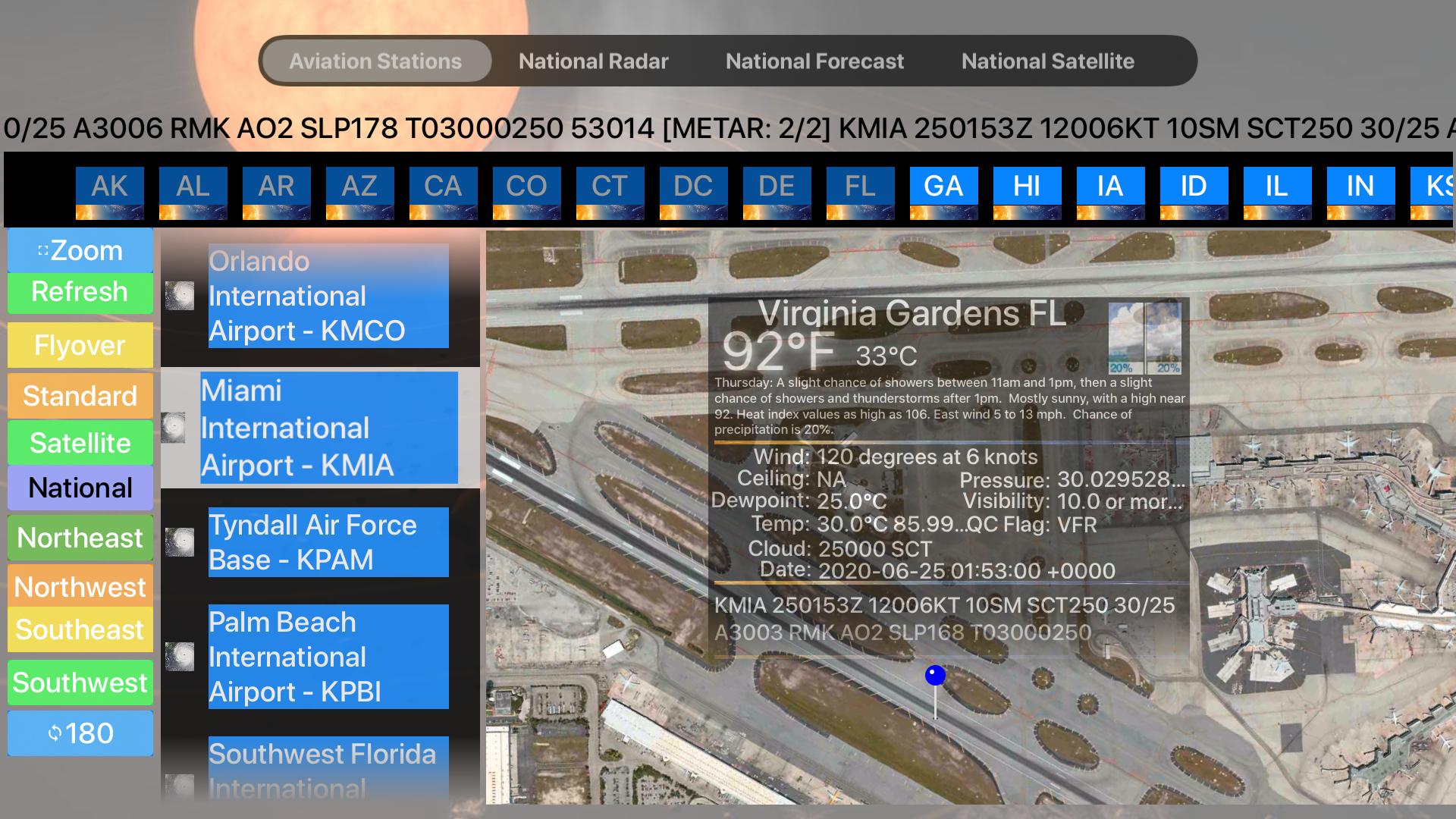 Instant Aviation Weather Pro screenshot 19