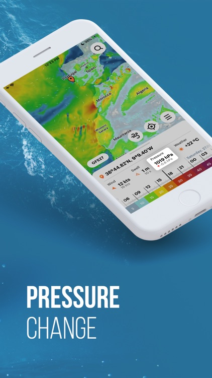 WindHub: sailing & boating screenshot-5