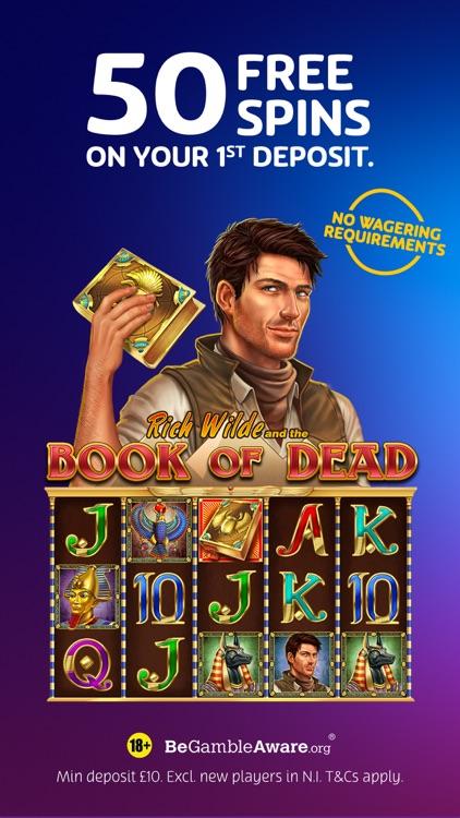 Play Casino Games at PlayOJO screenshot-0