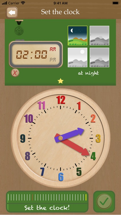 Set the clock screenshot-4