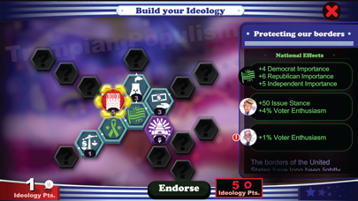 The Political Machine 2020 screenshot 5