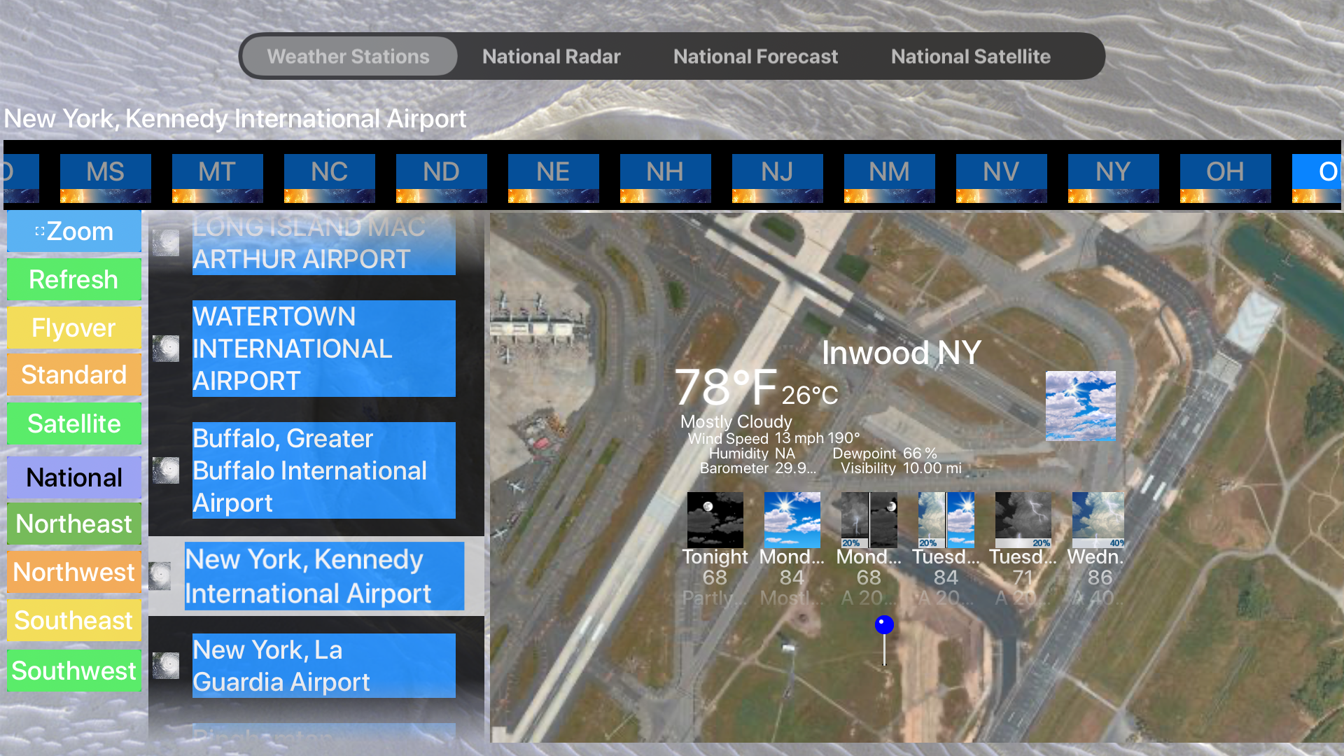 Instant Weather Stations Pro screenshot 26