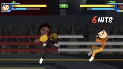 Stick Boxing: Super Star screenshot 4