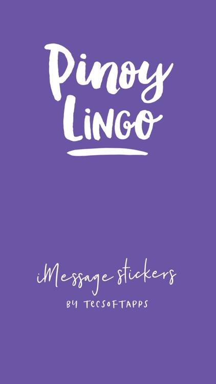 Pinoy Lingo for iMessage screenshot-6
