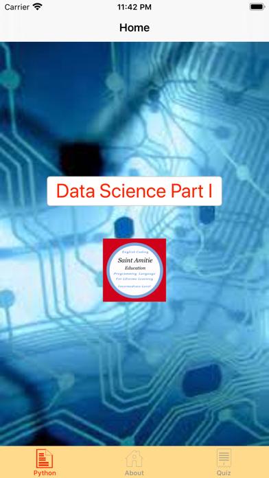Data Science Part I screenshot 1