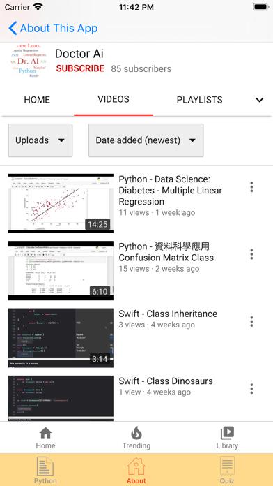 Data Science Part I screenshot 3