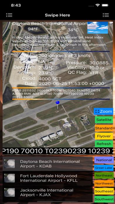 Instant Aviation Weather Pro screenshot 5