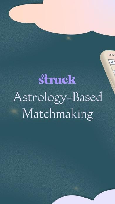 Struck - Astro Matchmaking screenshot 1