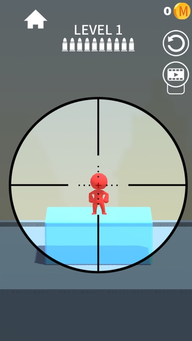 Pocket Sniper! screenshot 1