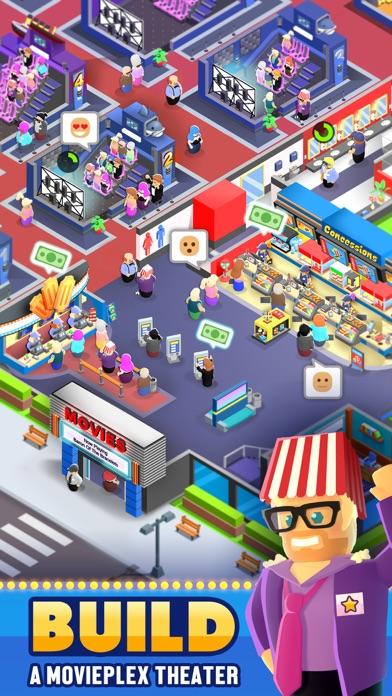 Box Office Tycoon screenshot 1