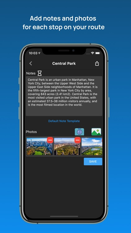 Routin Smart Route Planner screenshot-6