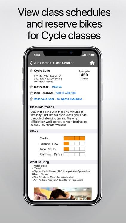 LA Fitness Mobile screenshot-3