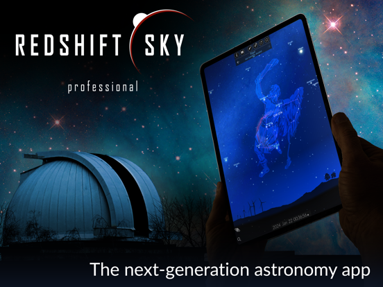 Redshift Sky Pro screenshot 11