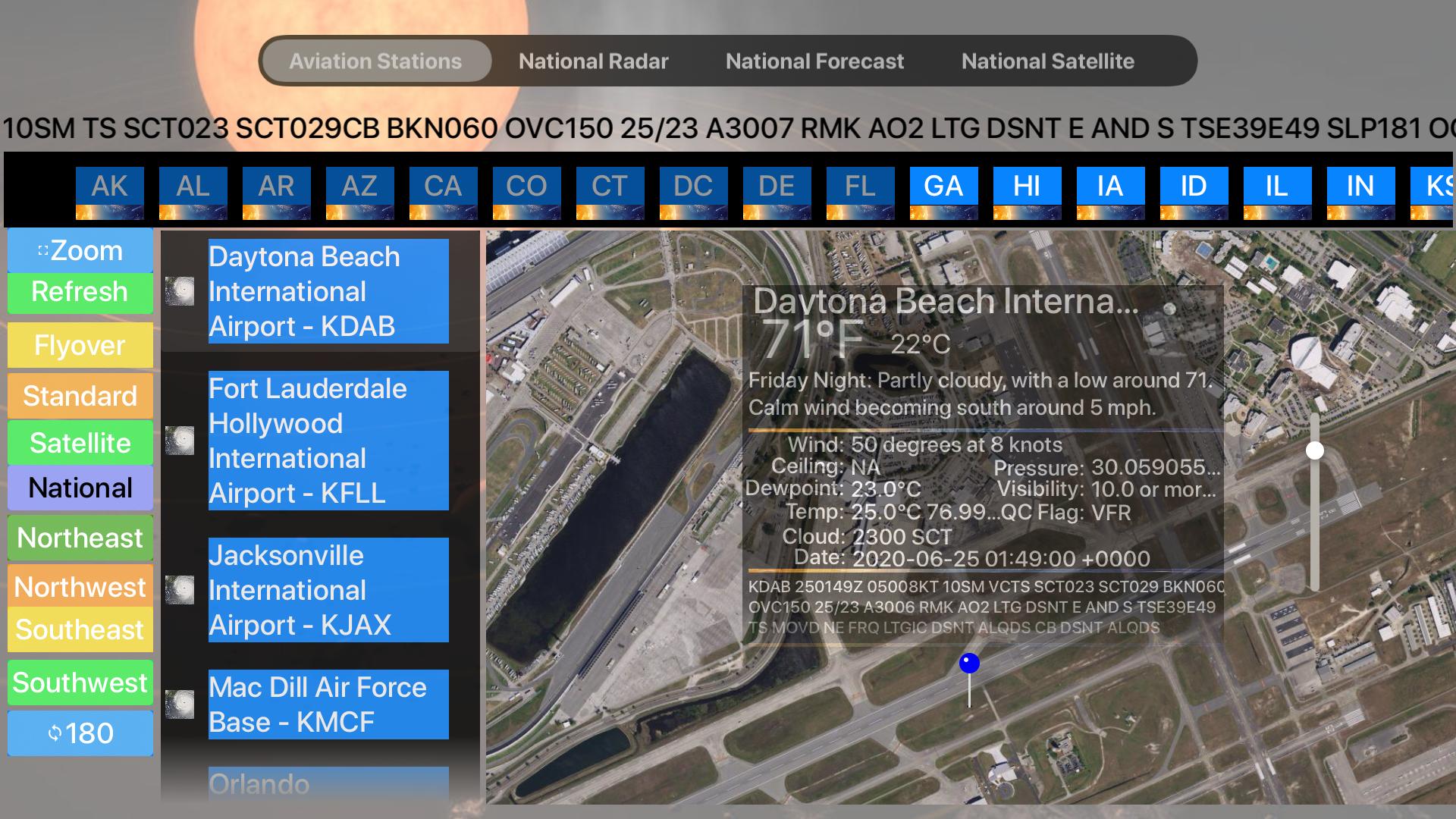 Instant Aviation Weather Pro screenshot 24