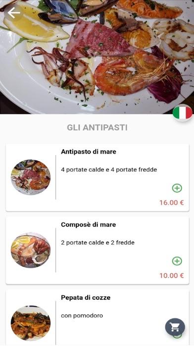 Il Quadrifoglio ristorante screenshot 2