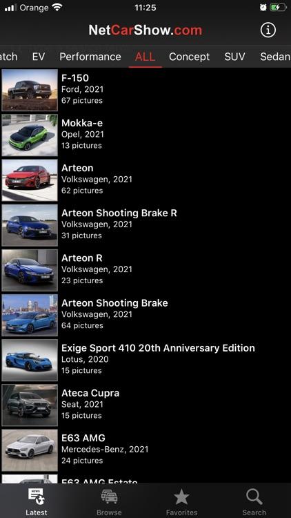 NetCarShow.com screenshot-5