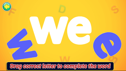 Spelling Writing Game screenshot 2