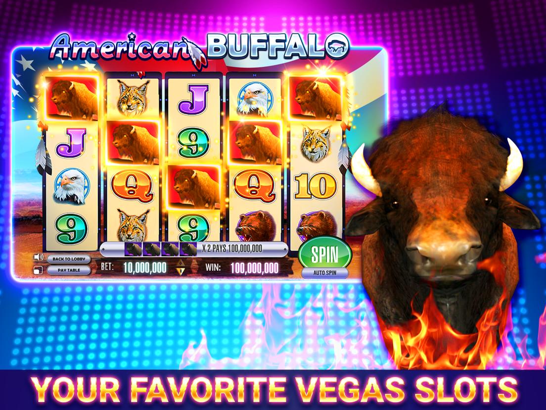 Slot Machine Ipad