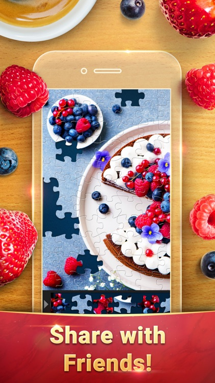 Magic Jigsaw Puzzles screenshot-5