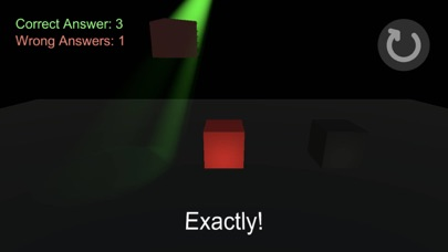 Color Cube Quiz screenshot 2