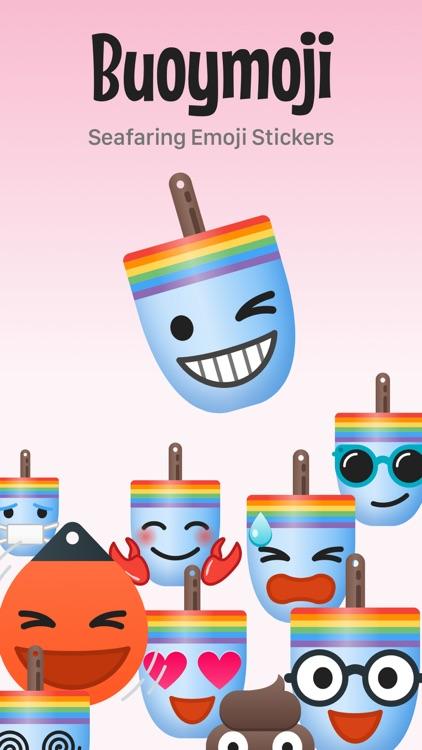 Buoymoji Rainbow