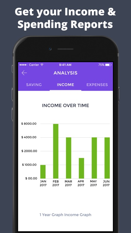 Budget App screenshot-3