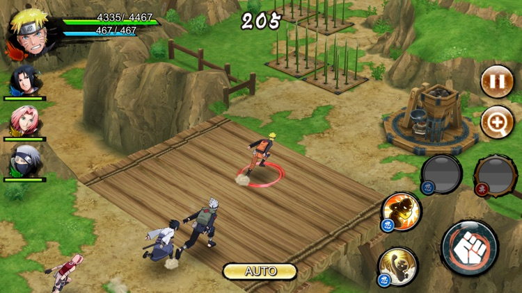 NARUTO X BORUTO NINJA VOLTAGE screenshot-7