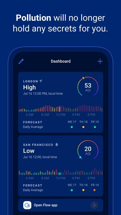 Plume Labs: Air Quality App screenshot-5