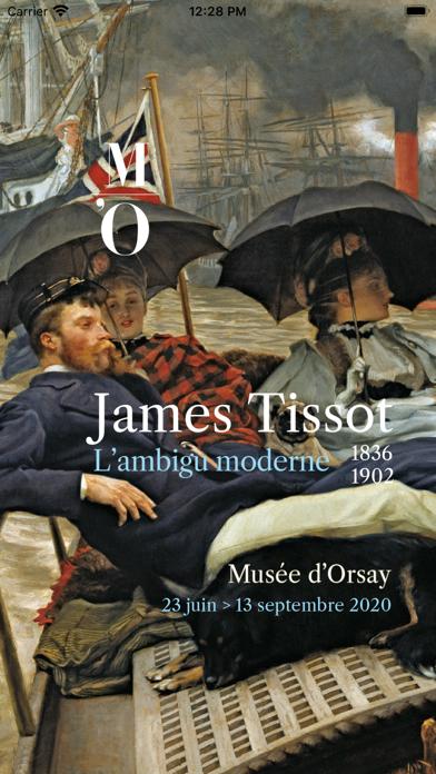 James Tissot screenshot 1