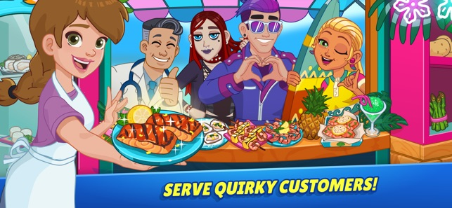 Kitchen Scramble 2 World Cook On The App Store
