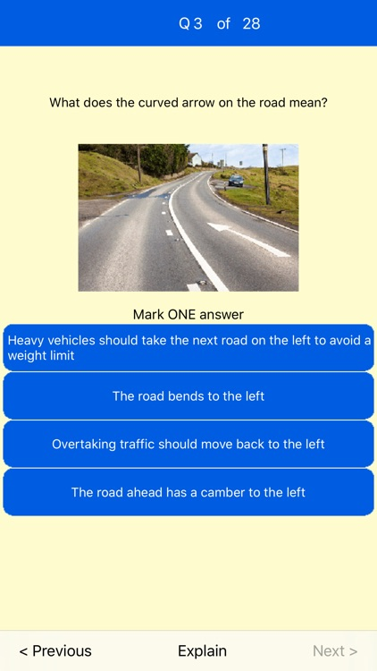 Driving Theory Test - 2021 screenshot-0