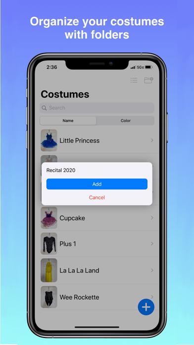 Costumize - Digital Inventory screenshot 5
