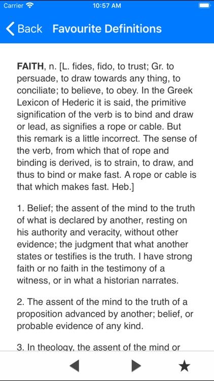 Webster's 1828 Dictionary USA screenshot-5