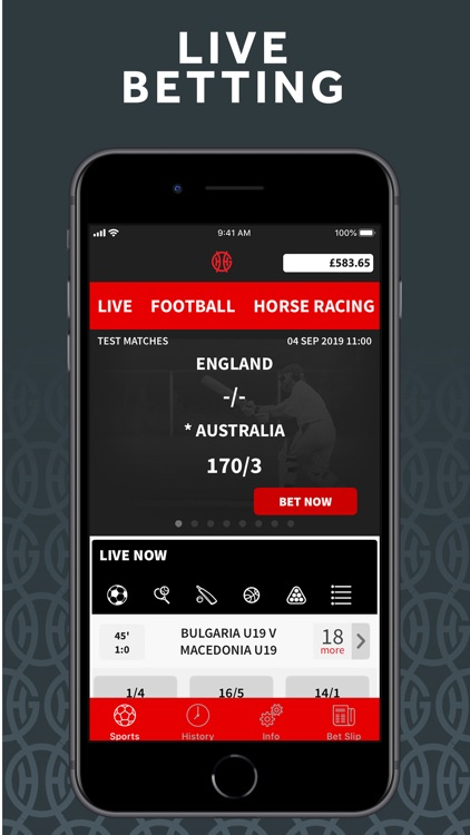 GentingBet Live Sports Betting screenshot-5