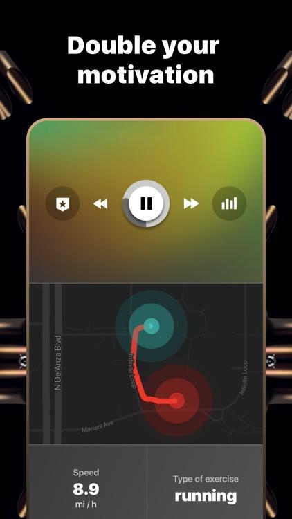 Staywalk — music for running screenshot-0