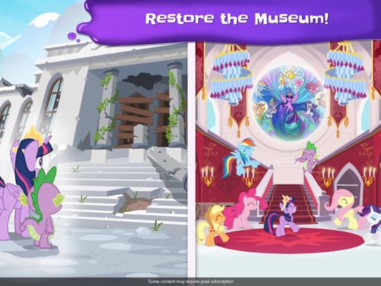 My Little Pony Color By Magic screenshot 11