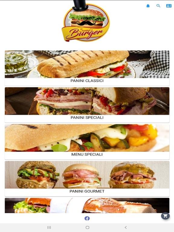 Samas burger screenshot 4