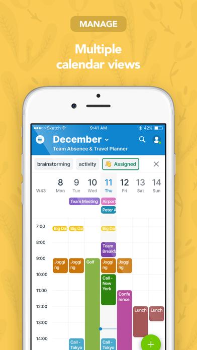 Teamup Calendar screenshot four