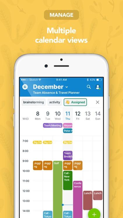 Teamup Calendar screenshot-3